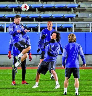 Madrid parte como favorito ante Kashima