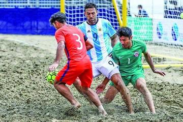 Brasil y Paraguay se citan en la final