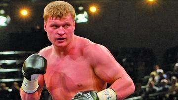 Ruso Povetkin da positivo antes del combate por la corona del WBC