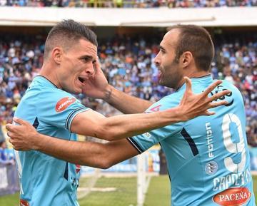 Bolívar gana y queda a un punto de título del Apertura