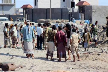 Atentado del Estado Islámico en Yemen mata a 49 soldados
