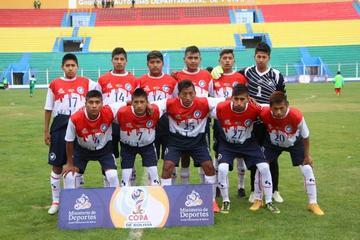 Equipos potosinos suman puntos en la Copa Bolivia