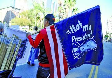 Certifican triunfo de Trump en las elecciones de EE.UU.