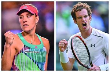 Murray y Kerber quedan como líderes