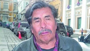 """El Mallku: Evo Morales es """"otro Melgarejo"""" por """"trapear"""" la CPE"""