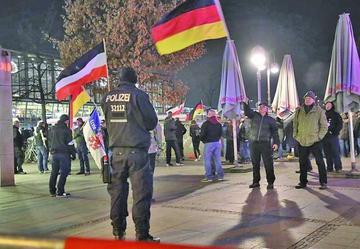 Alemania ofrece recompensa para hallar al autor del atentado