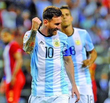 Argentina cierra 2016 como líder mundial