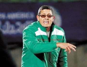 Soria es el nuevo entrenador de la Verde