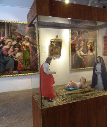 """Casa de Moneda expone """"El nacimiento de Jesús"""""""