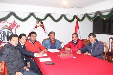 Nacional se reune con Leeb para analizar la contratación de nuevos refuerzos