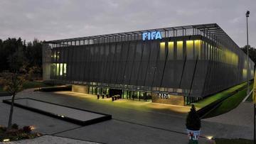 FIFA examina grupos de 3 equipos para Mundial