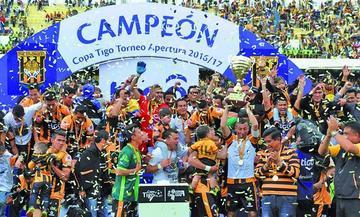 El Tigre gana y suma su décimo segundo título en la Liga