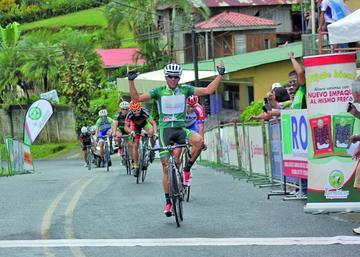 Rojas se corona campeón de la vuelta a Costa Rica