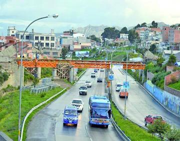 ABC habilitará la Autopista en La Paz para el paso de la carrera