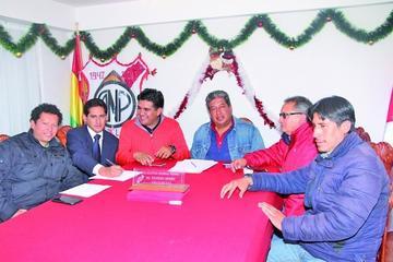 Nacional Potosí se reforzará para los torneos de 2017