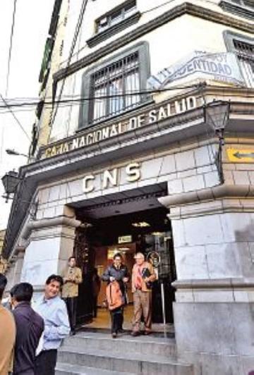 CNS inicia paro de 48 horas por la designación del nuevo gerente