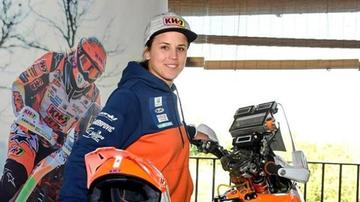 Laia Sanz parte sin expectativas de victoria