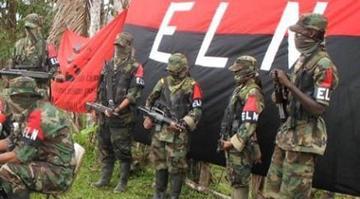 Policía colombiana captura a tres miembros del ELN