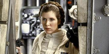 "Fallece la princesa Leia de ""Star Wars"""