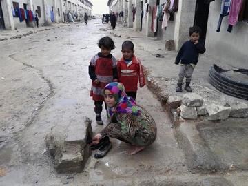 La ONU calcula que hay más de 100.000 desplazados de Alepo