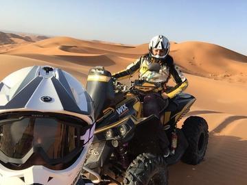Bolivia tendrá su primera corredora en el Dakar