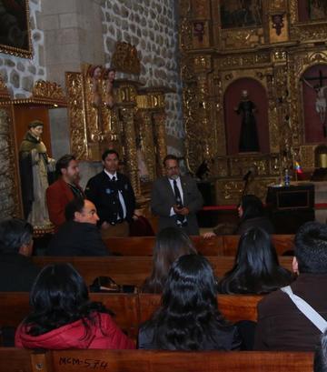 Ratificarán a Potosí como Vaticano de Numismática