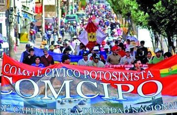 Cívicos anuncian revocatorio de los concejales y asambleistas