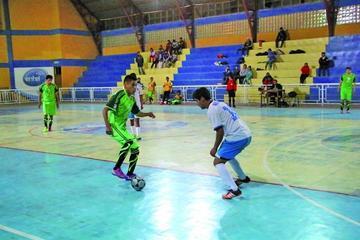 Hoy se conocerá a los clasificados a las semifinales de futsal