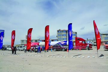 YPFB garantiza 250.000 litros de combustible