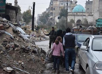El alto al fuego todavía rige en Siria pese a muchas violaciones