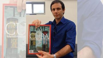 El periodista cubano Henry  Ferreiro es vice en la SIP