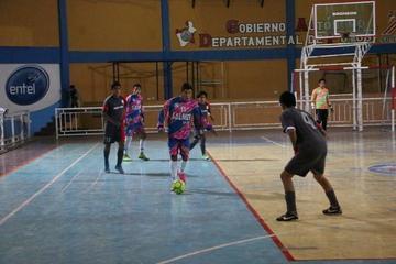 Barcelona Salmer clasifica a la semifinal de futsal