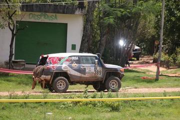 Potosino entra en el puesto 58 en la primera etapa del Dakar