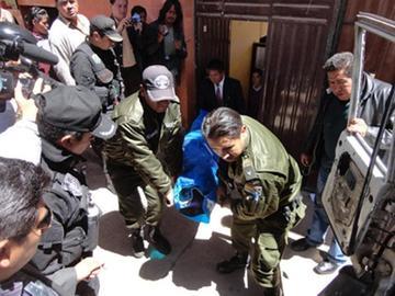Reportan el primer caso de un feminicidio del año en El Alto