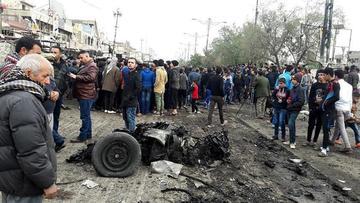 Una ola de atentados sacude la capital de Irak con 37 muertos