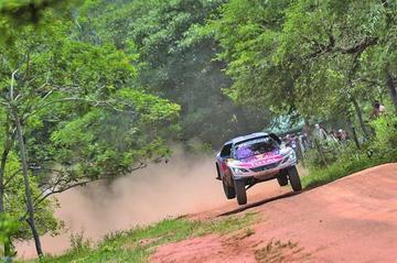 Loeb gana la segunda etapa