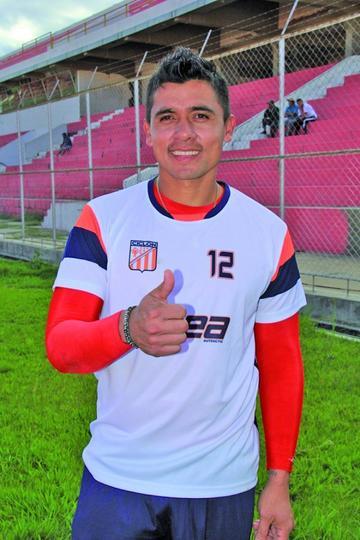 El guardameta Jorge Ruth se suma a Nacional Potosí