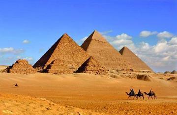 Egipto reporta la crisis de turistas