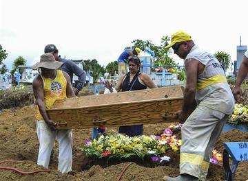 La violencia carcelaria en Brasil deja otros dos presos muertos