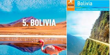 Bolivia está entre 10 destinos turísticos