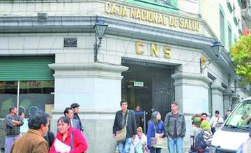 Trabajadores de la CNS anuncian paro desde el 10 hasta el 12 de enero