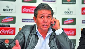 Según López, la Conmebol no reconocerá las resoluciones del congreso extraordinario