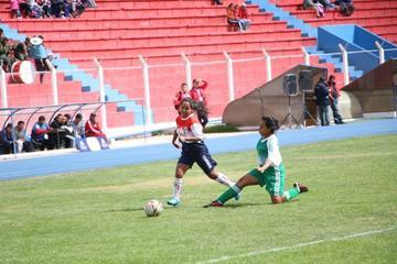 Potosinos quieren sumar puntos en la Copa Bolivia