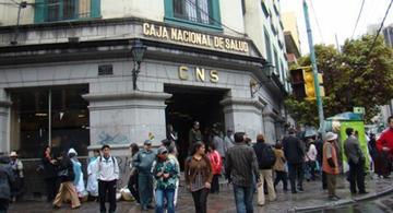 CNS va al paro de 72 horas y pide cambio de la ministra de Salud