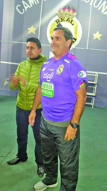 Empieza la era de Edgardo Malvestiti en Real Potosí
