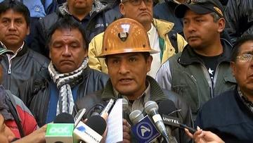 COB convoca a un paro nacional por el conflicto en la CNS y despidos