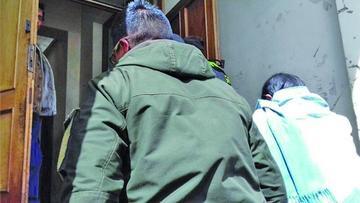 Padrastro que quemó a niño va a la carcél de Patacamaya