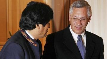 Proponen a Rodríguez Veltzé como candidato a vicepresidente