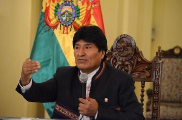 Evo Morales asevera que dirigentes usan la CNS para cuoteo y negocios