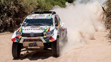 Gutiérrez puede cerrar su mejor versión en el Dakar